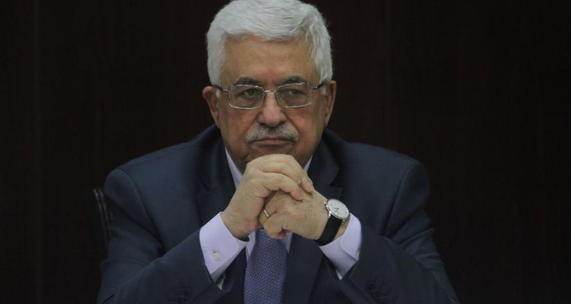 Palestinian-President-Mahmoud-Abbas-heads-a-Palestinian-cabinet-meeting