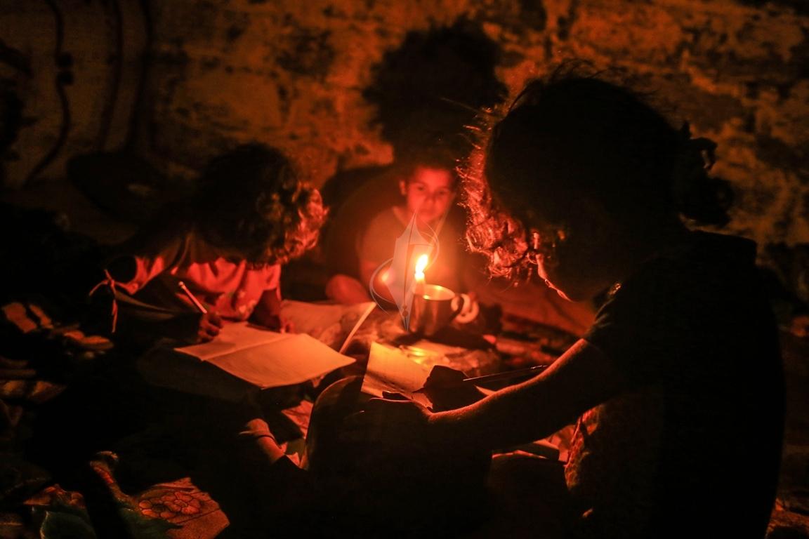 جورة الصفطاوي  ظل استمرار أزمة الكهرباء (39977480) 