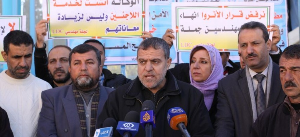 الأونروا : لا دليل على انتخاب سهيل الهندي عضوا في مكتب حماس السياسي بغزة