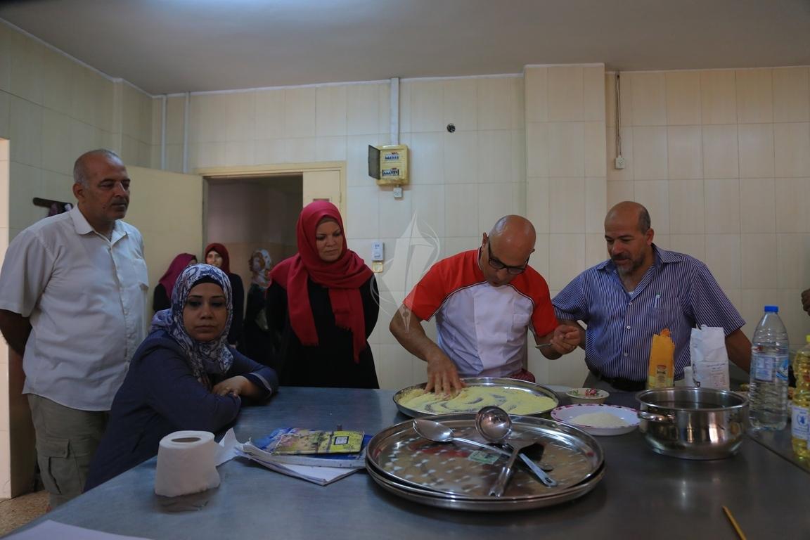 طهاة فلسطينيون وايطاليون  (39518744) 