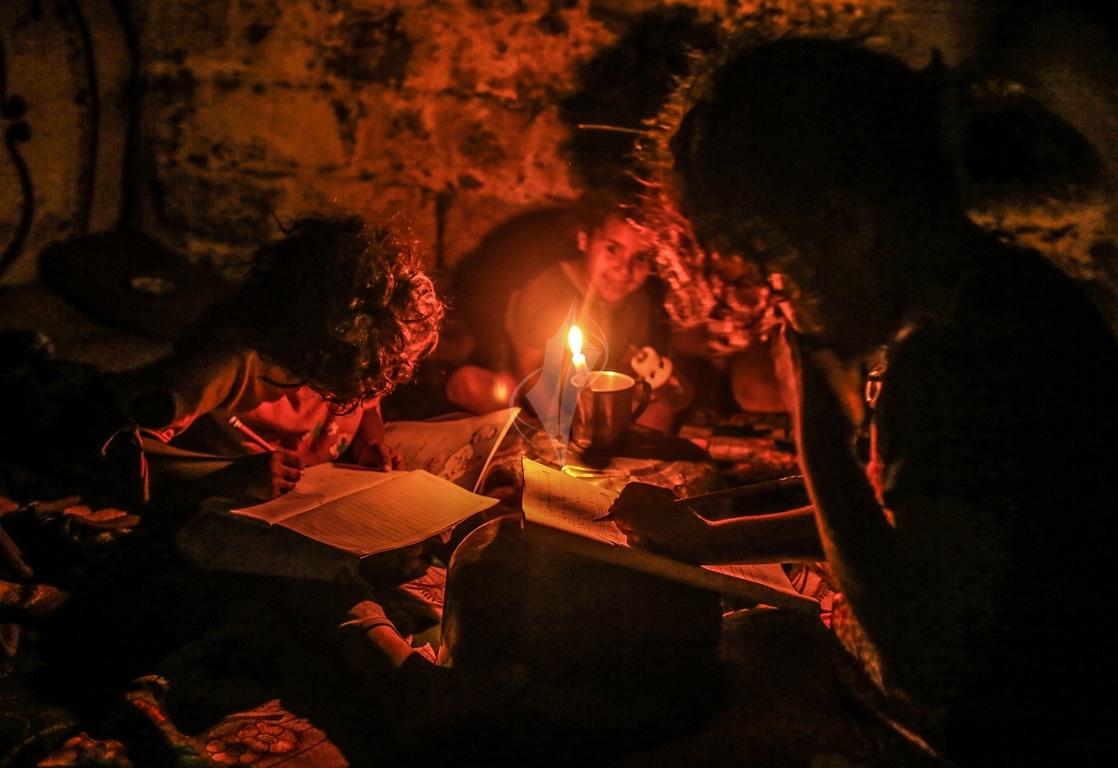 جورة الصفطاوي  ظل استمرار أزمة الكهرباء (39977479) 