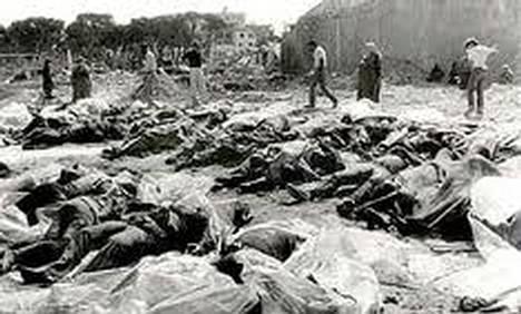 صور| 68 عاما على مجزرة دير ياسين