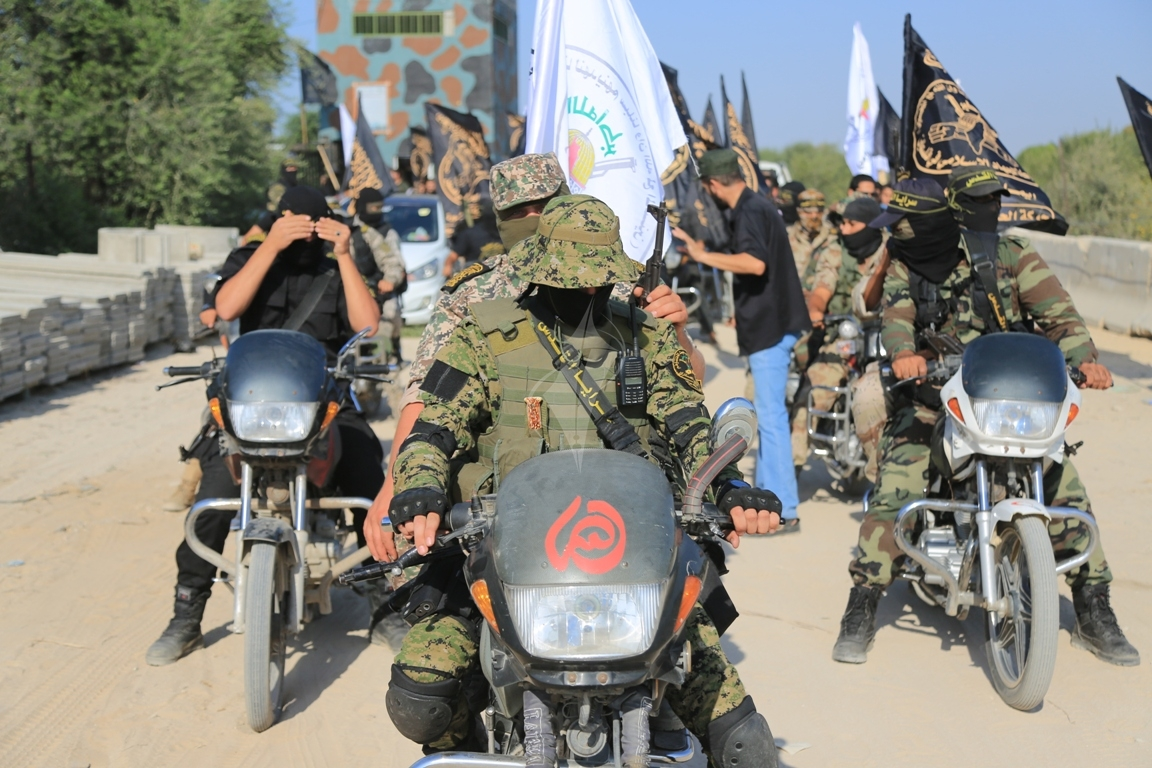 سرايا القدس لواء غزة مسير (29615506) 