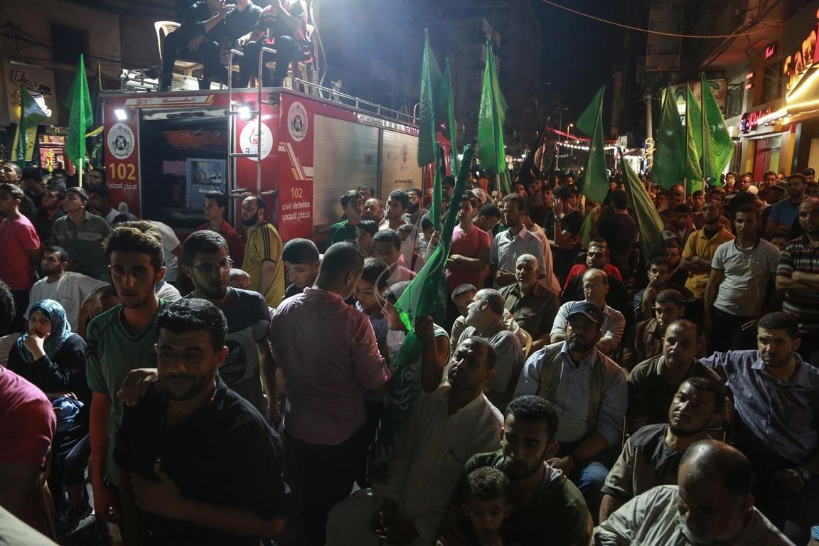 مسيرة غضب نصرة للمسجد الأقصى (38666765) 