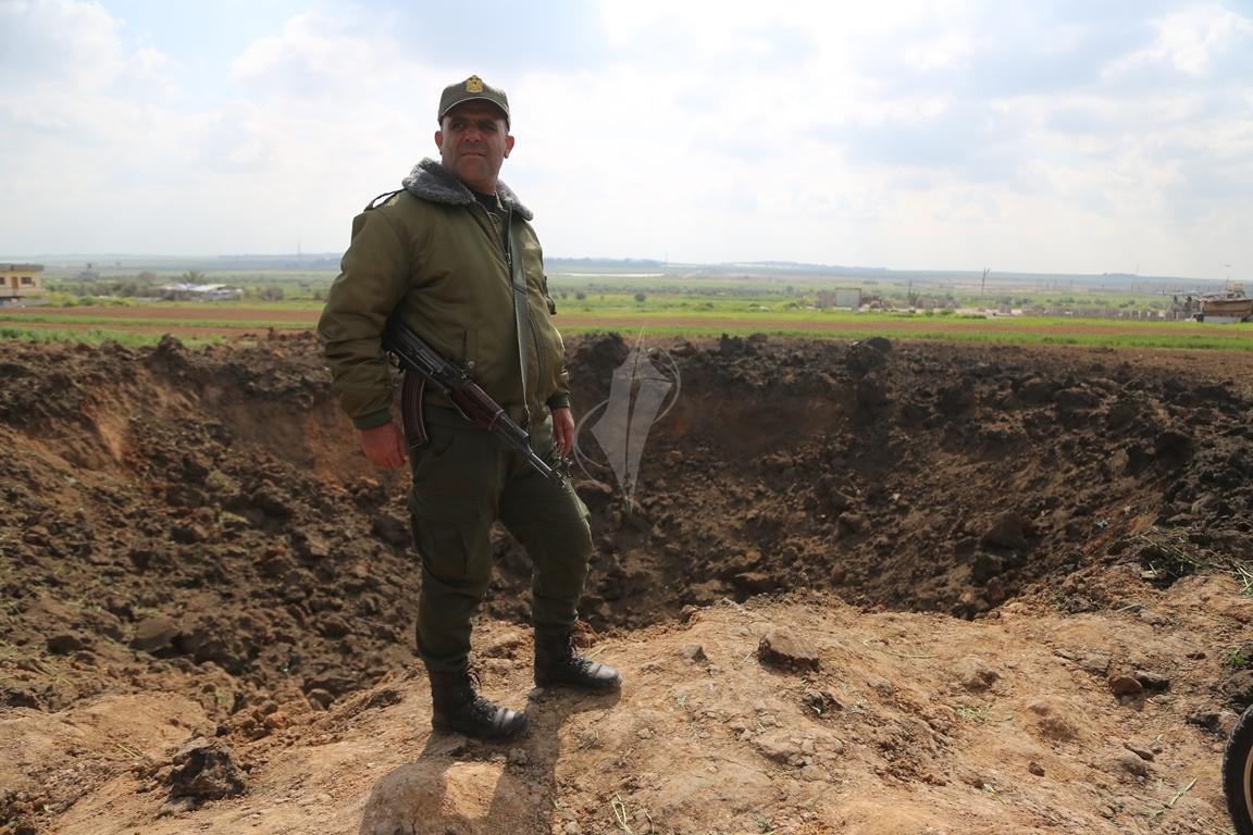 قصف شرق غزة (38076932) 