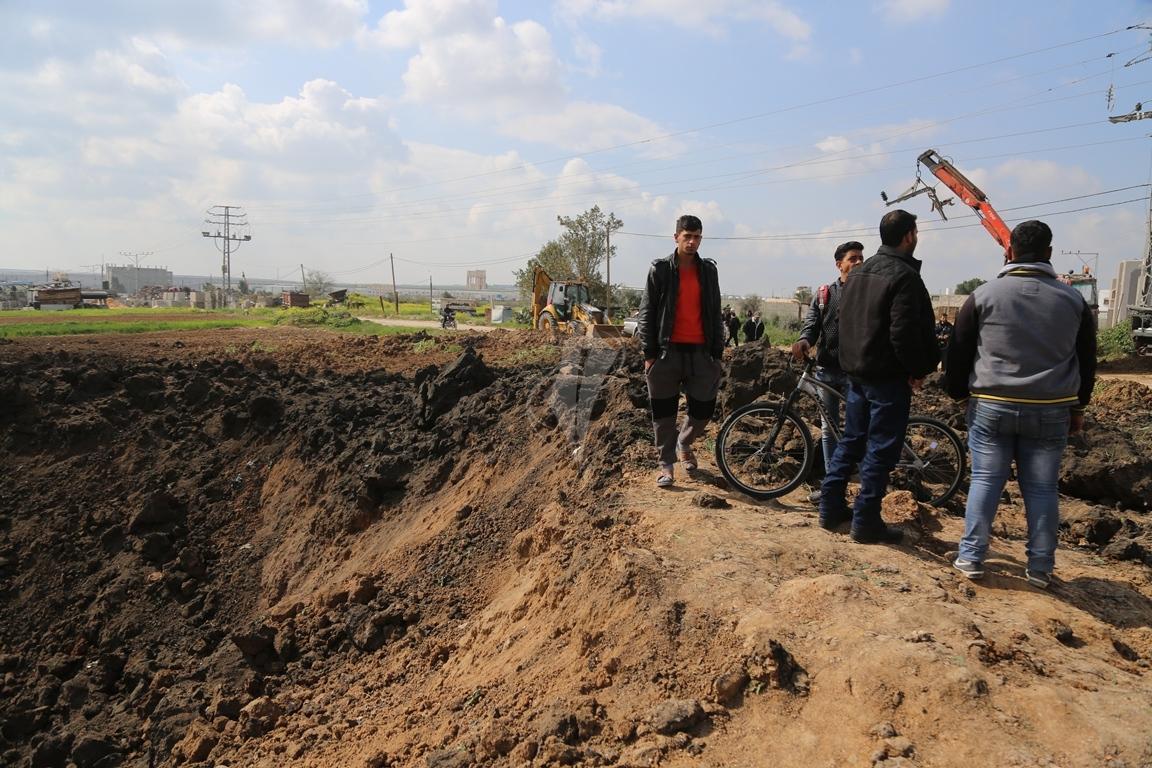 قصف شرق غزة (38076931) 