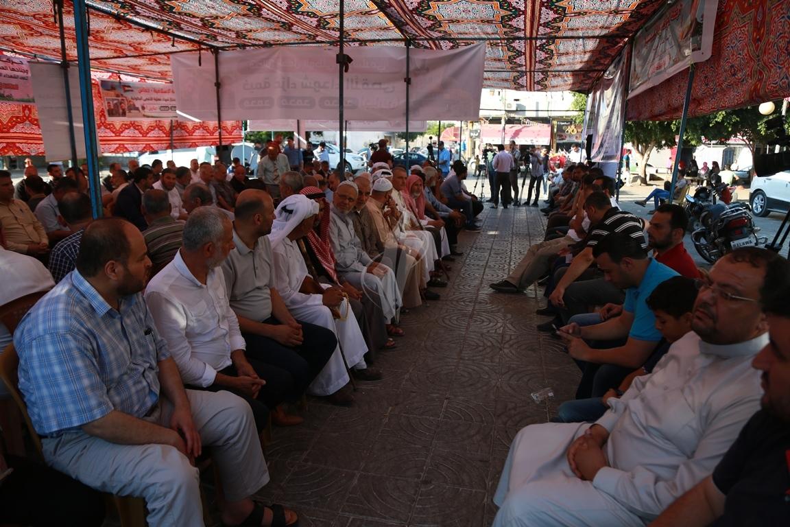 خيمة عزاء شهداء القدس (38666758) 