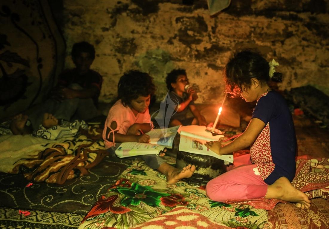 جورة الصفطاوي  ظل استمرار أزمة الكهرباء (39977477) 