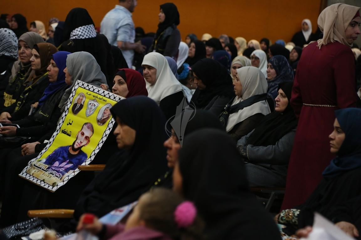 مهرجان تكريمى للمحررة  لينا الجربونى بغزة (18)