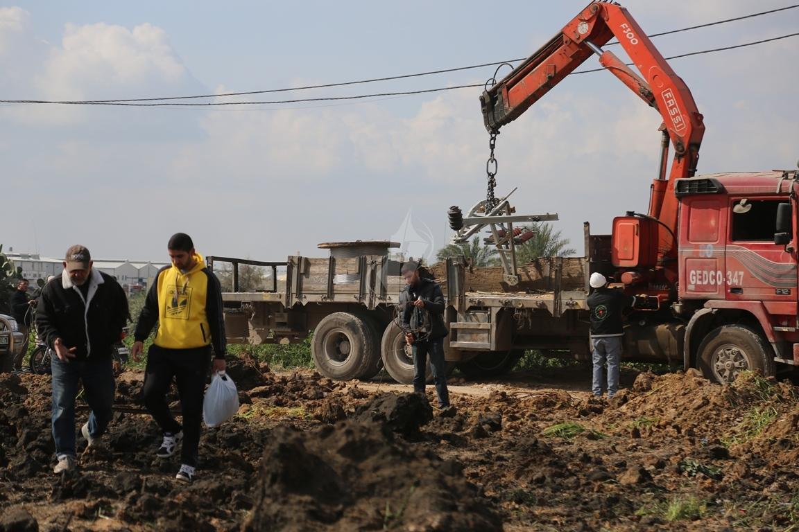 قصف شرق غزة (38076933) 