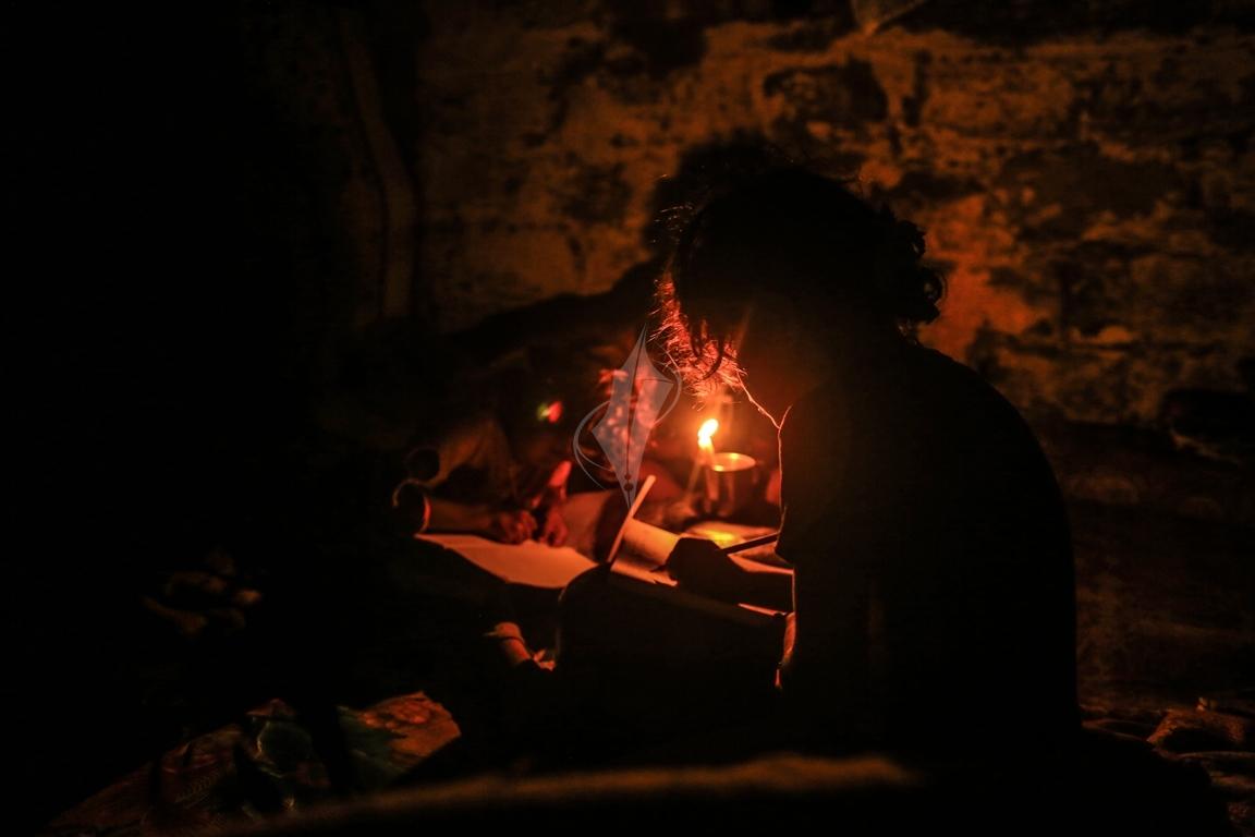 جورة الصفطاوي  ظل استمرار أزمة الكهرباء (39977478) 