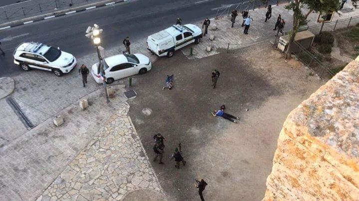 القدس: اشبال الخلافة يقتلون مجندة يهودية واصابة 5 جنود 7ee1286aa463c3d34bf8fe6c250d0836