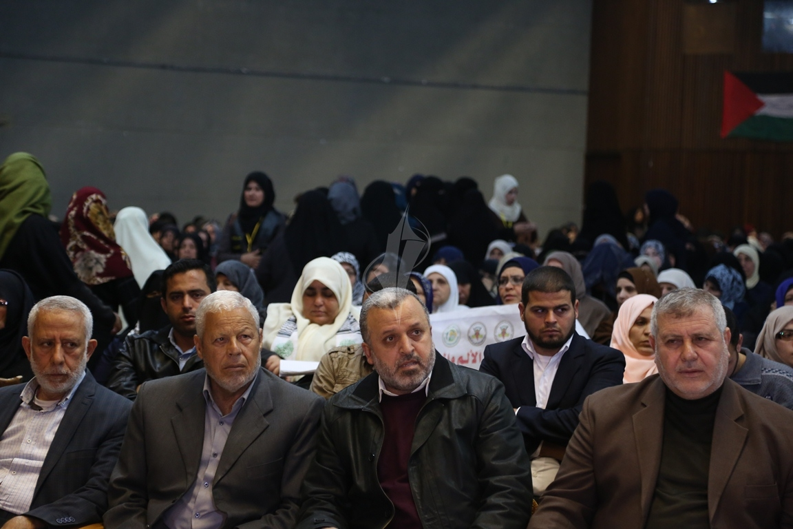 مهرجان تكريمى للمحررة  لينا الجربونى بغزة (11)