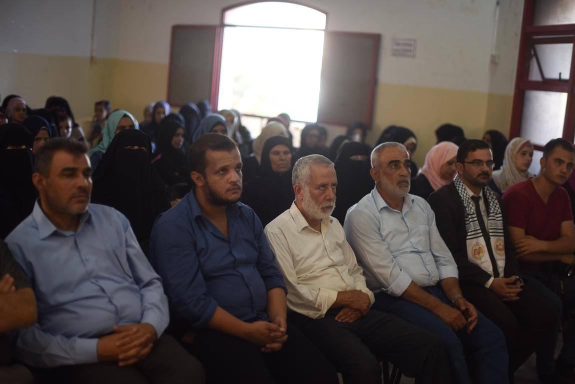 مهجة القدس تكّرم أبناء الشهداء والأسرى  (39125527) 