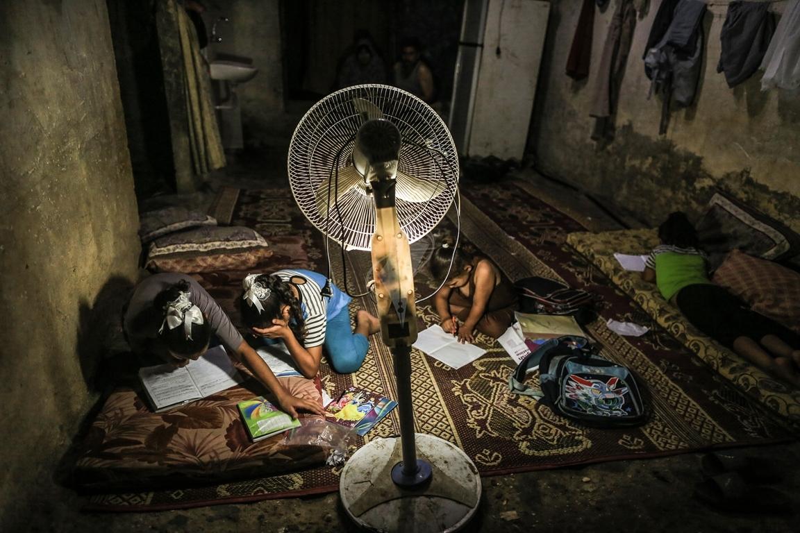 جورة الصفطاوي  ظل استمرار أزمة الكهرباء (39977476) 