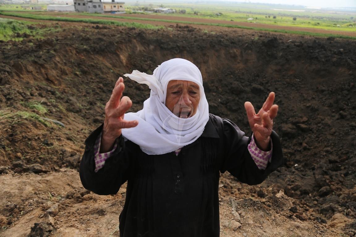 قصف شرق غزة (38076938) 