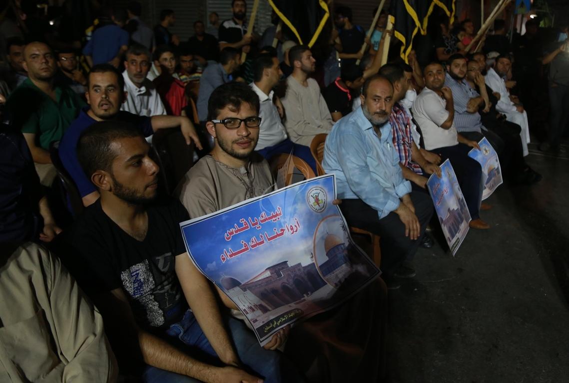 مسيرة غضب نصرة للمسجد الأقصى (38666758) 
