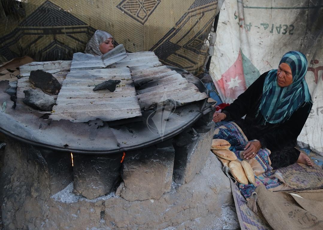 افرن الطينة بعد تفاقم أزمة الكهرباء (2)