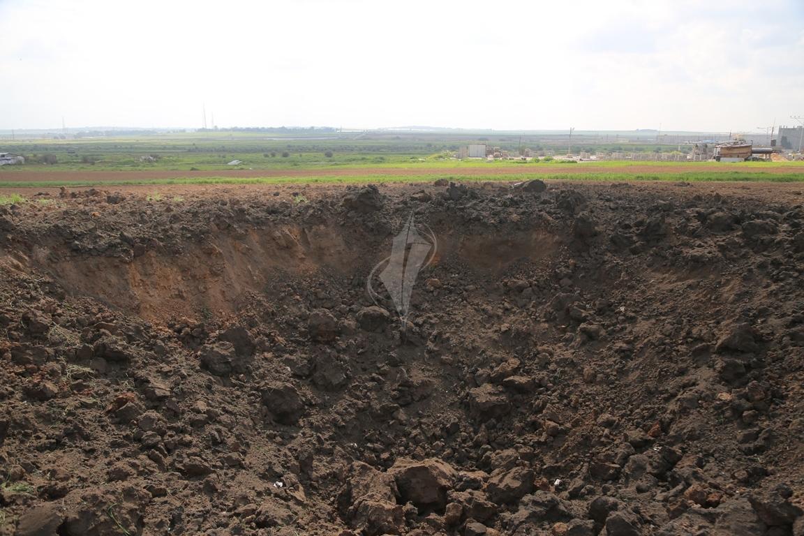 قصف شرق غزة (38076929) 