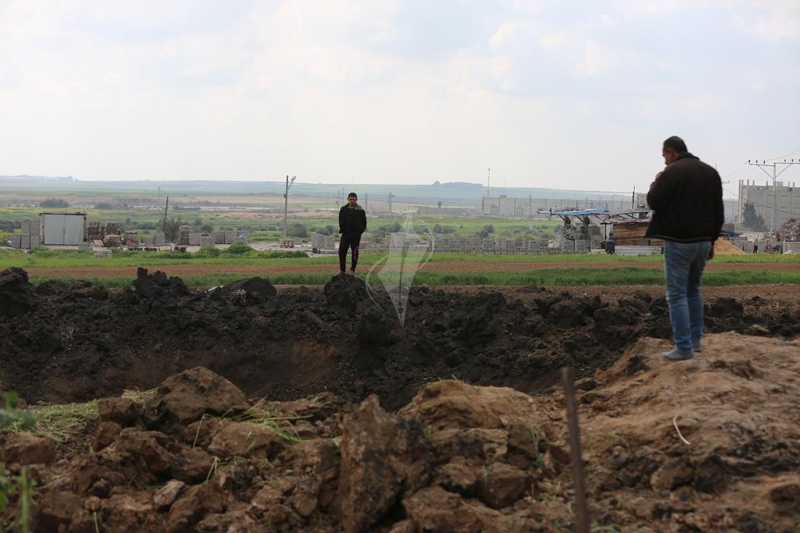 قصف شرق غزة (38076935) 