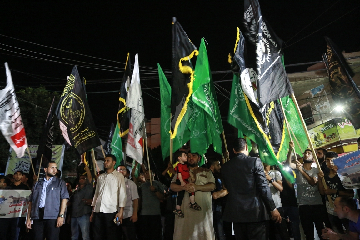 مسيرة غضب نصرة للمسجد الأقصى (38666761) 