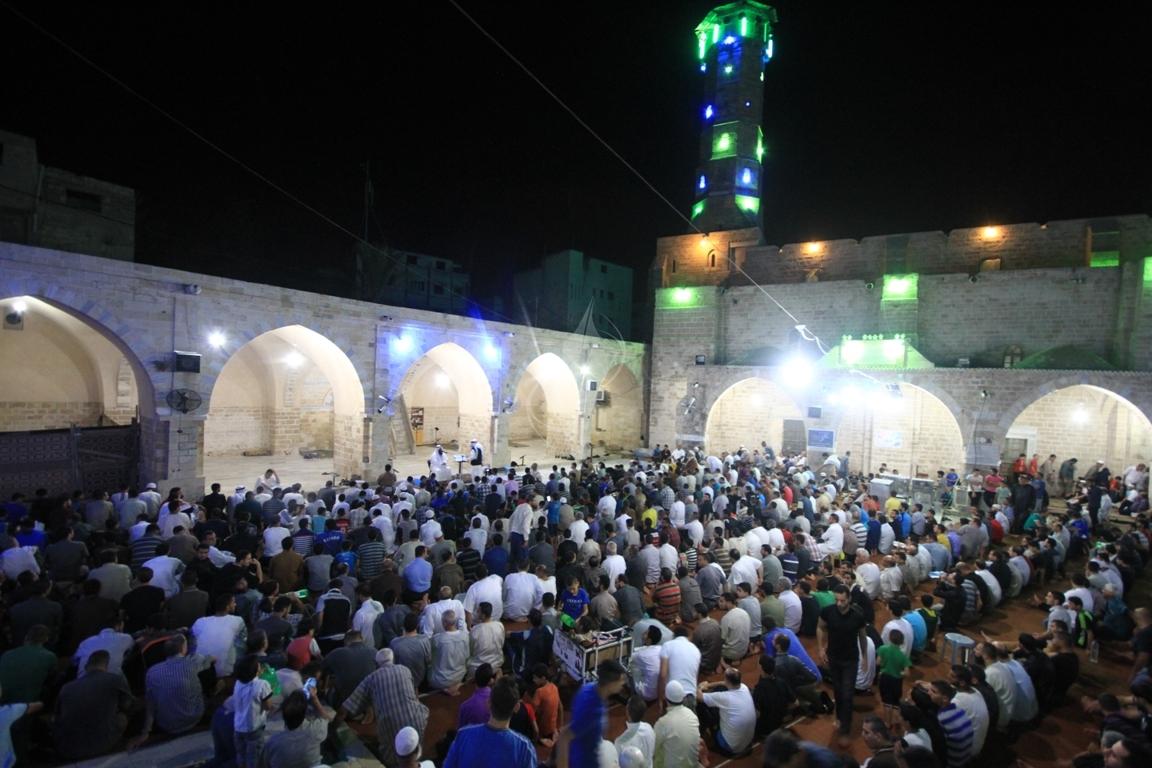 المسجد العمري غزة........... d06b4519f9928343eb6e