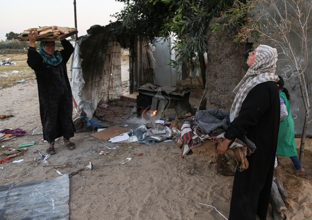 افرن الطينة بعد تفاقم أزمة الكهرباء (16)
