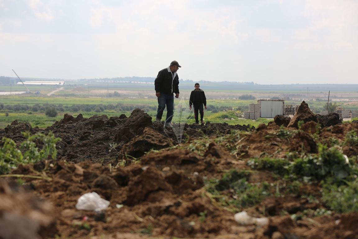 قصف شرق غزة (38076936) 