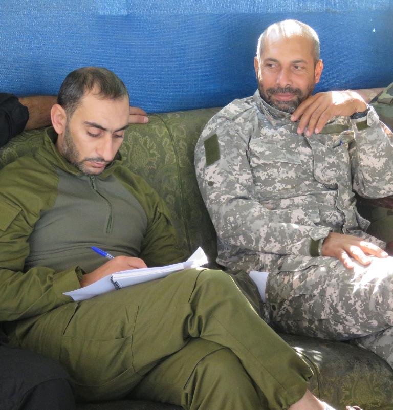 القائد عرفات ابو عبد الله (8)