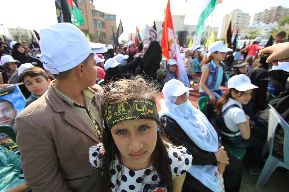 أشبال وزهرات سرايا القدس الانطلاقة الجهادية (29681049) 