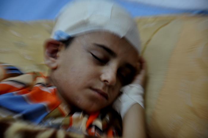 الطفل محمد أبو زور