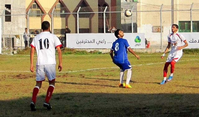 كأس غزة  خدمات دير البلح وخدمات البريج (5)