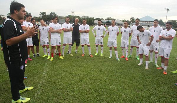 تدريبات المنتخب الوطني (6)