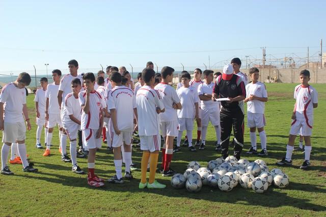 أكاديمية غزة الرياضي للناشئين (38)