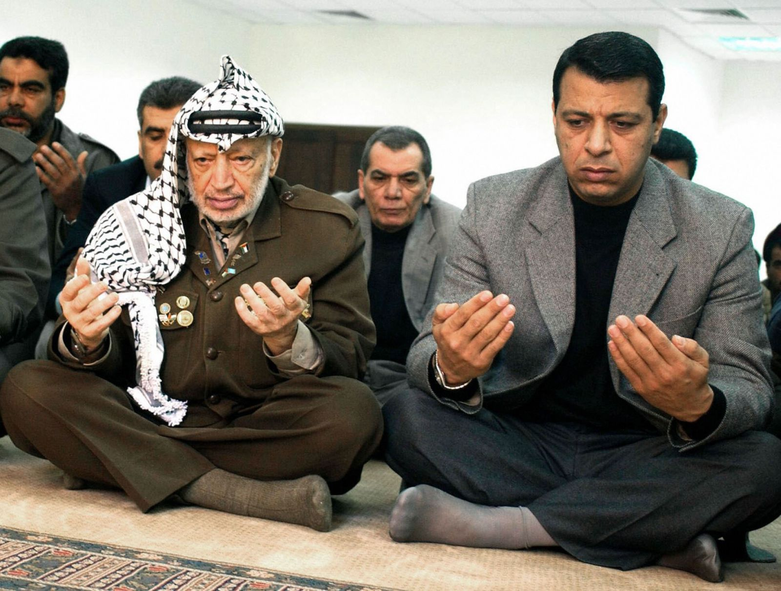 نتيجة بحث الصور عن ياسر عرفات المقاطعة