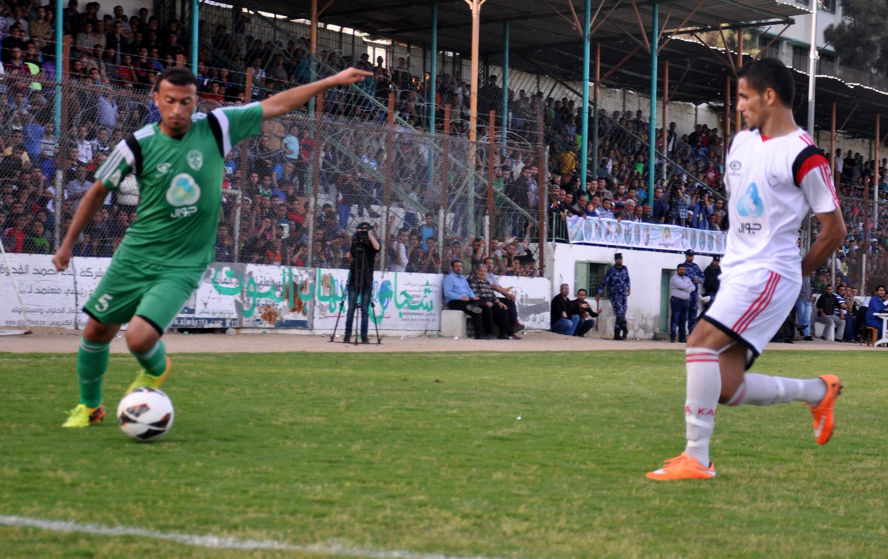 اتحاد الشجاعية وغزة الرياضي (10)