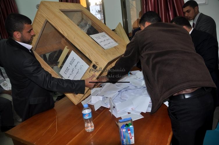 انتخابات نقابة المهن الهندسية