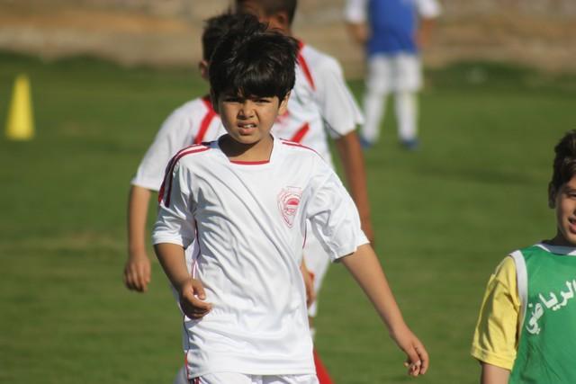 أكاديمية غزة الرياضي للناشئين (8)
