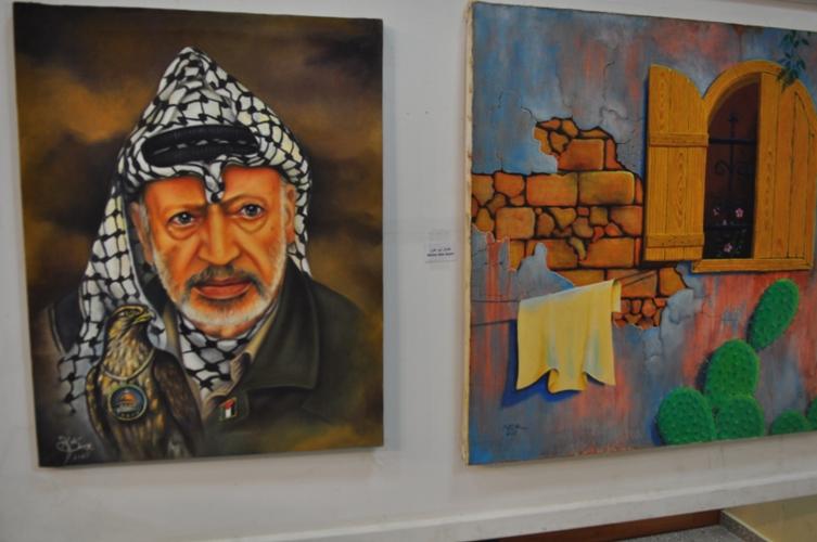 معرض للفن