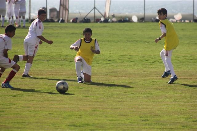 أكاديمية غزة الرياضي للناشئين (46)
