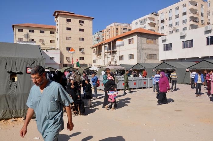 المشفى المغربي