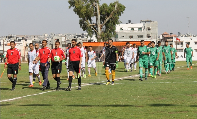 الشجاعبة وغزة الرياضي (1)