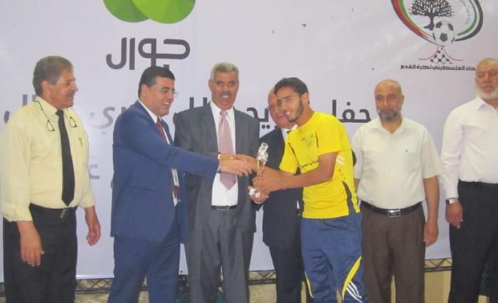 إتحاد الكرة يكرم أبطال الموسم الرياضي (34)