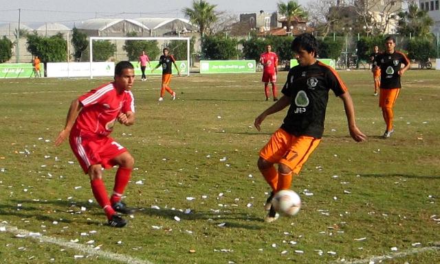 دوري جوال اتحاد خانيونس والأهلي (12)