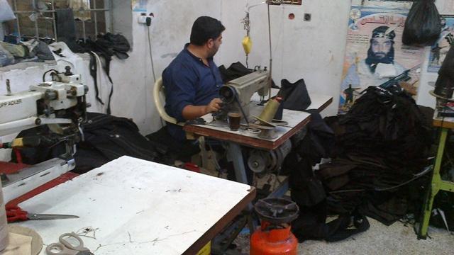 مصنع شنط