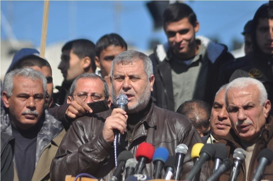 بالصور:الجهاد تنظم وقفة دعم للاسرى ورفضا للاعتقال السياسى في الضفة الغربية