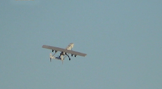 طائرة القسام
