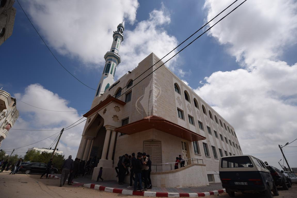 افتتاح مسجد القدس (4635331) 