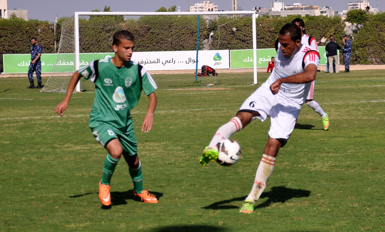 اتحاد الشجاعية وغزة الرياضي (6)