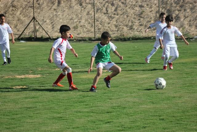 أكاديمية غزة الرياضي للناشئين (7)